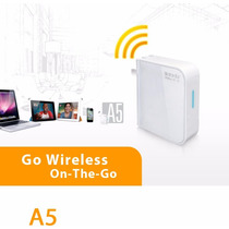 Roteador Wireless N Travel Router Tenda 150mbps