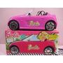 Auto Descapotable Barbie Fashion Original