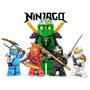 Juguete Lego Figura Armable Super Heroes Ninjago Vehiculo