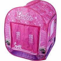 Toca - Iglu - Barraca Barbie Infantil Com Sacola - Fun 80437