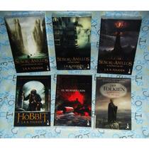 Envío Gratis Paquete El Señor De Los Anillos Hobbit Tolkien
