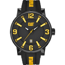 Cat Watches Bold 46 Milimetros Pvd Negr Nj16121137 Diego Vez