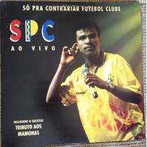 Cd Só Pra Contrariar Spc Futebol Clube Ao Vivo Orig/ Usado