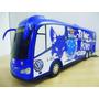 Miniatura Novo Ônibus Cruzeiro Esporte Clube - Futebol