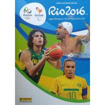 Figurinhas Avulsas Olimpíadas Rio 2016 Panini Tenho Todas