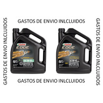 Aceite Sintetico Castrol Edge 5w-20,5w-30,0w-40 Envio Gratis