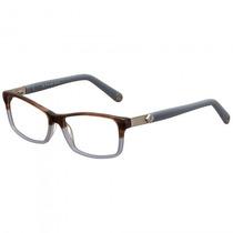 Armação Óculos Grau Fórum F6001f0253 Feminino Azul- Refinado