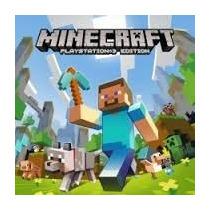Minecrafte Complete Edi Ps3 Em Portugues Original Código Psn