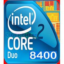 Lote Intel 4 Core 2 Duo E8400 X1 Y 3 E6600 X3 Procesadores