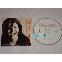 Laura Pausini Las Cosas Que Vives 96 East Single Promo