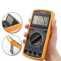 Multimetro Digital Capacitância Dt9205a P/ Tensão, Diodo...