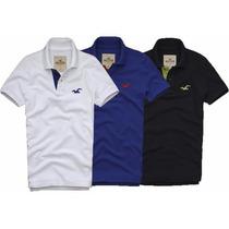 Kit 10 Camisa Polo Blusa Camiseta Masculina Várias Marcas