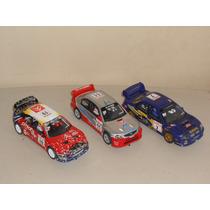 Scalextric Rally Doble Traccion Nuevos