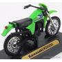Kawasaki Kdx250 1/18 Motor Max