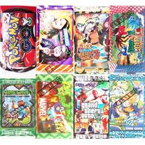 400 Cards Dragon City Marvel Pokemon Minecraf Naruto Escolha