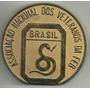 Medalha Militar Comemorativa Veteranos Da Feb 1945 1995