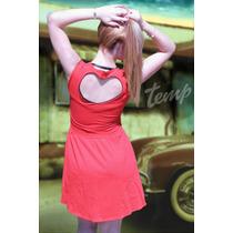 Vestido De Diseño Independiente, Pin Up, Retro, Vintage