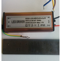 Led Driver 20w (transformador ) Reflectores Led Powerleds