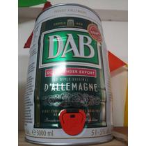 Barril Cerveza 5l Dab.importadas Caballito/flores