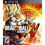 Dragon Ball Xenoverse Ps3 Digital.