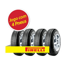Kit Pneu Pirelli 175/70r14 Cinturato P4 84t 4 Unidades