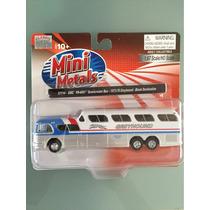Autobus Gm Scenicruiser Greyhound Escala 1:87 Ho