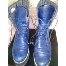 Botas Azul Clona. No Viamo