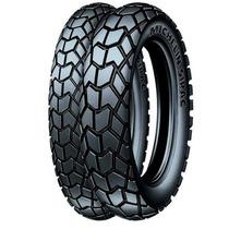 Par Pneu 90/90-19+110/90-17 Michelin Sirac Bros 125/150/160
