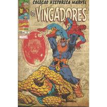 Os Vingadores Nº 2 Coleção Histórica Marvel