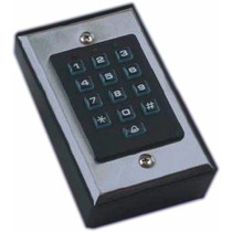 Teclado Controlador Standalone Para Apertura De Puerta