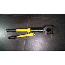 Pinza Cortadora Hidraulica Para Cable Calibre 500 Mcm