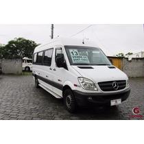 Mercedes-benz Sprinter 415 Cdi T.a. E.l 2012/2013 20 Lugares