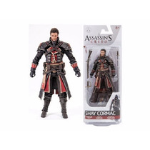 Boneco Shay Cormac Assassins Creed Série 4 Mcfarlane 81041