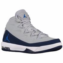Bota Zapato Nike Jordan Air Deluxe Talla 9.5+camiseta Regalo