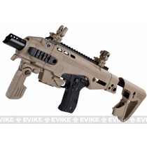 564 Caa Airsoft Roni Pistol Carbine Conversion Kit For P22