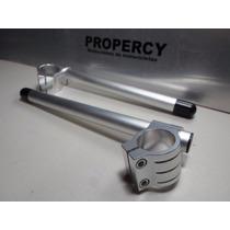 Clips Handle Bar 41mm Modificaciones Cafe Racer Nuevos Par