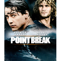 Bluray Punto De Quiebra ( Point Break ) 1991 - Kathryn Bigel