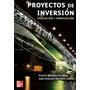Proyectos De Inversion - Evaluacion Y Formulacion