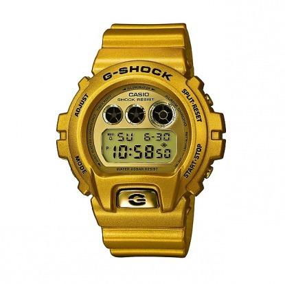 382d11accb6 Relogio Casio G-shock Dw-6900 Dw-6900gd-9 Dourado Original - R  378 ...