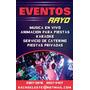 Eventos Rayo Musica Y Karaoke