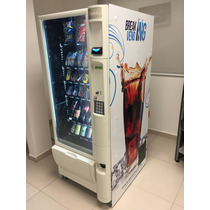 Comodato Maquinas Vending Cafe,snack, Refresco Break Vending