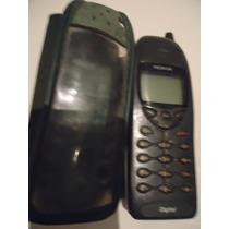 Celular Digital Nokia Antigo Com A Capinha 6120a