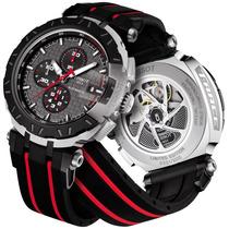 Tissot T-race Motogp Black Dial Automáto T0924272706100