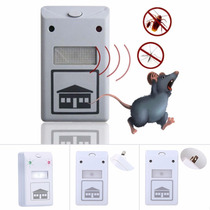 Repelente Eletrônico Ratos Insetos Baratas Aranhas 220v