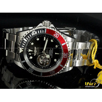 Invicta Automatico 20435 Ob Black Original Lindo!!! 40 Mm