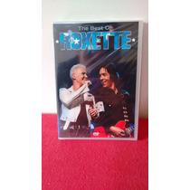 Roxette - The Best Of Roxette - Dvd Original, Novo E Lacrado