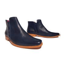Zapatos De Cuero Mocasines De Vestir Botas De Hombre