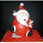 Candelabros De Navidad Santini Chrismas 23cm