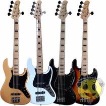 Contra Baixo Tagima Tjb 5 Special Jazz Bass - Loja Kadu Som