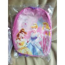 Mochila Princesas De Disney Originales